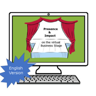 Presence & Impact on the virtual Business Stage